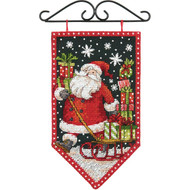 Dimensions / Debbie Mumm - Winter Mini Banner