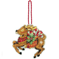 Dimensions - Reindeer Ornament