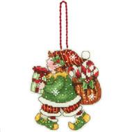 Dimensions - Elf Ornament