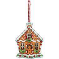 Dimensions - Gingerbread House Ornament
