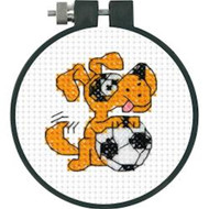 Learn a Craft for Kids - Soccer Dog