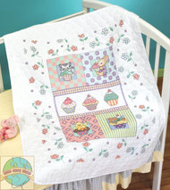Janlynn - Sweet as a Cupcake Quilt