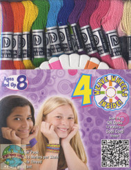 Janlynn - Cool Cord Friendship Bracelet Value Pack