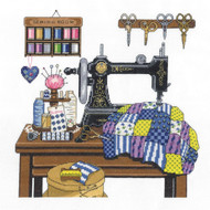 Janlynn - Antique Sewing Room