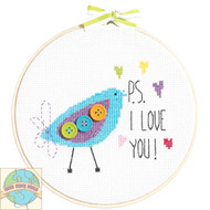 My 1st Stitch - P.S. I Love You