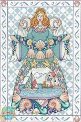 Design Works - Seashell Angel