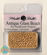 Mill Hill Antique Glass Beads 2.63g Desert Sand