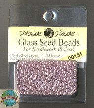 Mill Hill Glass Seed Beads 4.54g Ash Mauve