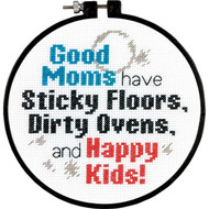 Dimensions 'Stitch Wits' - Good Moms