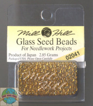 Mill Hill Glass Seed Beads 2.85g Maple