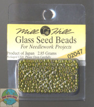 Mill Hill Glass Seed Beads 2.85g Soft Willow