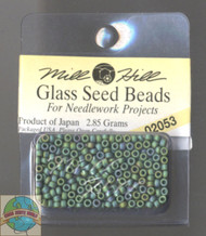 Mill Hill Glass Seed Beads 2.85g Opaque Celadon