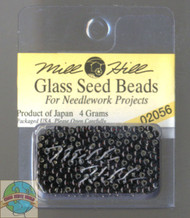 Mill Hill Glass Seed Beads 4g Sable