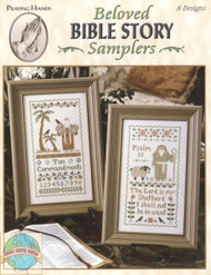 Leisure Arts - Beloved Bible Story Sampler - SALE!