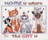 Janlynn - Home is Where the Cat Is