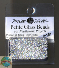 Mill Hill Petite Glass Beads 1.60g Crystal