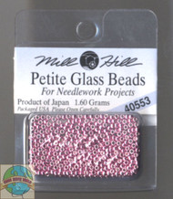 Mill Hill Petite Glass Beads 1.60g Old Rose