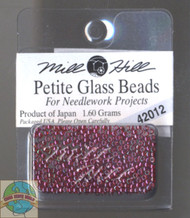 Mill Hill Petite Glass Beads 1.60g Royal Plum