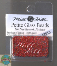 Mill Hill Petite Glass Beads 1.60g Red Red