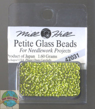 Mill Hill Petite Glass Beads 1.60g Citron