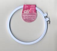 Susan Bates - 6 inch Deluxe Luxite Hoop