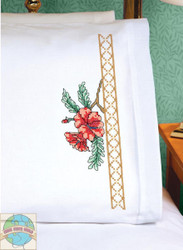 Janlynn - Hibiscus Pillowcases (2)