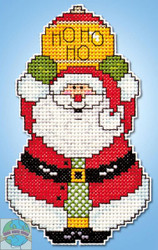 Design Works - Santa Ornament