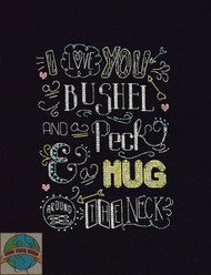 Design Works - Hug Chalkboard