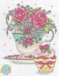 Design Works - Teacup Roses