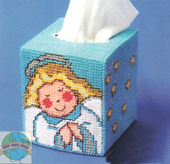 Design Works - Angel Tissue Box Cover - SALE!