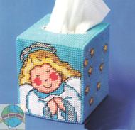 Design Works - Angel Tissue Box Cover - SALE!