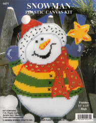 Design Works - Reach for the Stars Snowman