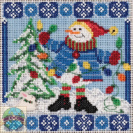 Mill Hill Buttons & Beads - Mr. Jack Frost