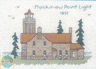 Hilite Designs - Old Mackinaw Point Light