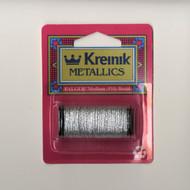 Kreinik Medium #16 Silver (Hi Lustre) 001HL