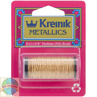 Kreinik Metallic Medium #16 Gold (Hi Lustre) 002HL