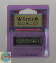 Kreinik Metallics - Very Fine #4 Mallard 850