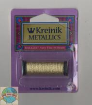 Kreinik Metallics - Very Fine #4 Vatican Gold 102C