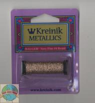 Kreinik Metallics - Very Fine #4 Beige 013