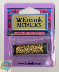 Kreinik Metallics - Very Fine #4 Chromo Gold 002L