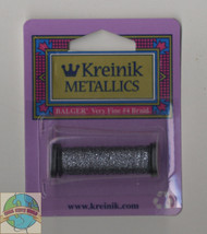 Kreinik Metallics - Very Fine #4 Grey 025