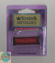 Kreinik Metallics - Very Fine #4 Azalea 421
