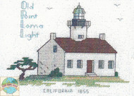 Hilite Designs - Old Point Loma Light - SALE!
