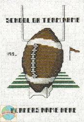 Hilite Designs - Football Emblem