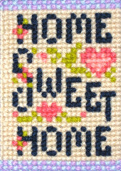 Candamar EZ Stitchin' - Home Sweet Home