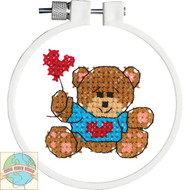 Kid Stitch - Bear & Balloon