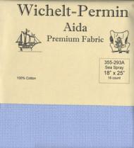 Wichelt - 16 Ct Sea Spray Aida 18 x 25 in
