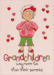 Design Works - Grandchildren