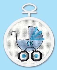 Janlynn Mini - Baby Buggy Boy
