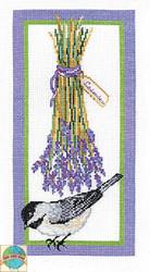 Janlynn - Floral Chickadee